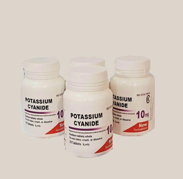 Potassium Cyanide Capsules