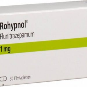 rohypnol pill