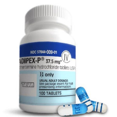 Adipex Phentermine 35.5mg
