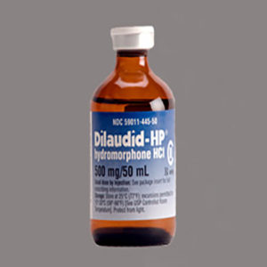 dilaudid injection