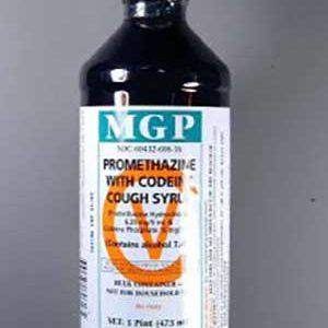 MGP Cough Syrup