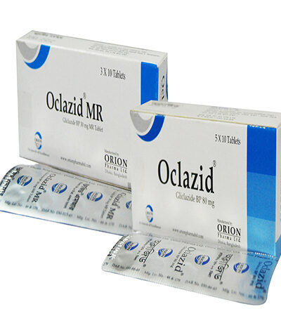 Gliclazide 80mg
