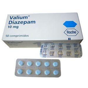 diazepam valium