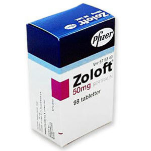 Zoloft Sertraline 50mg